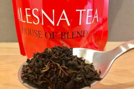 【MLESNA TEA】搾りたて果汁のようなフレッシュな香り「ムレスナティー」