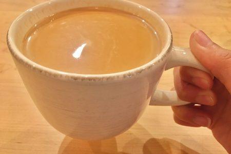ココノヴァのロイヤルミルクティーは1杯で2度美味しい!