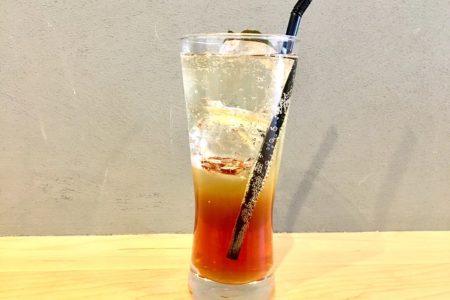 【フレーバーティーソーダ】果実の香りとシュワっと炭酸が暑い日におすすめ!