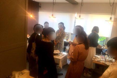 【イベントレポート】Blooming Market & Cafe「ハンドメイド作家5人の春展」