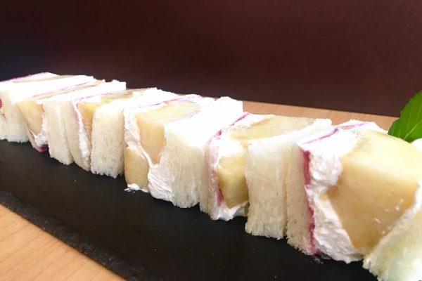 桃サンドイッチ ココノヴァ